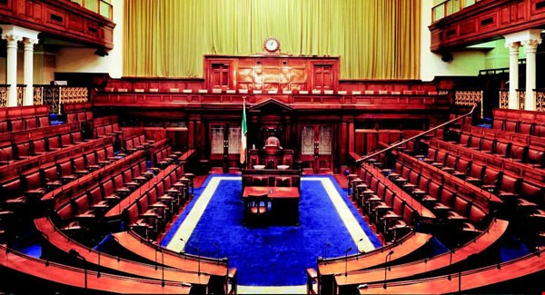 We Have A Dail Full Of National Traitors.