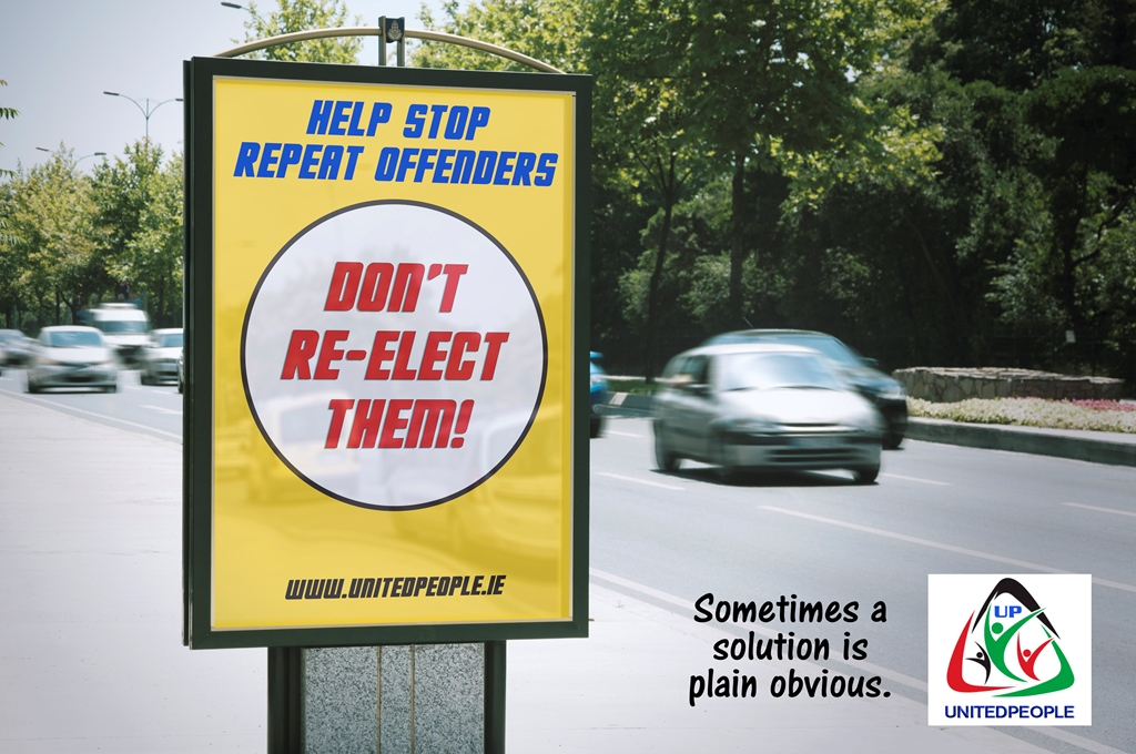 How are repeat offenders getting elected?