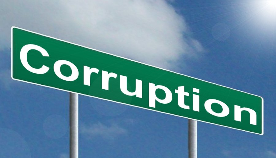 State Corruption. Not A Once Off.
