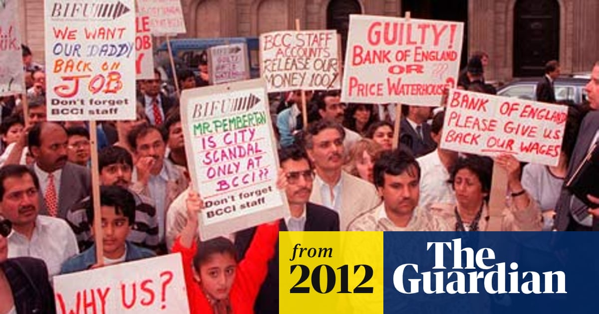 The BCCI Banking Scandal