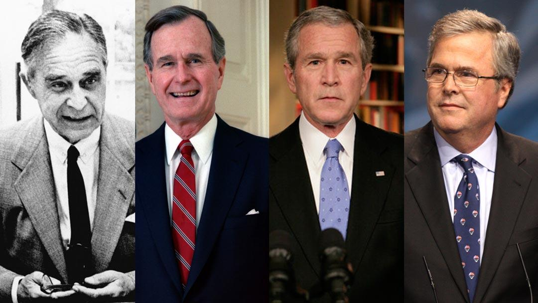 The Bush Dynasty & The Bin Laden Connections.