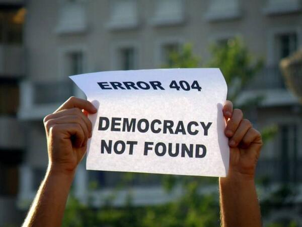 Election Issues & A Democracy Crises.