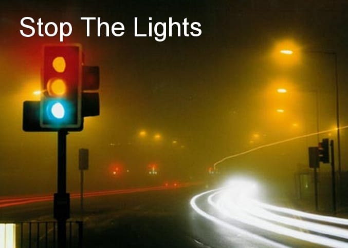 Stop The Lights. I Want Off.
